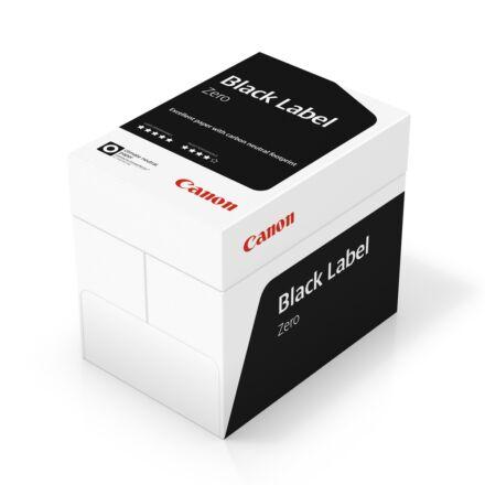 Fénymásolópapír CANON Black Label Zero A/3 80 gr 500 ív/csomag