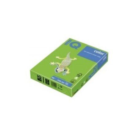 Fénymásolópapír színes IQ Color A/4 80 gr intenzív sötétzöld DG47 500 ív/csomag