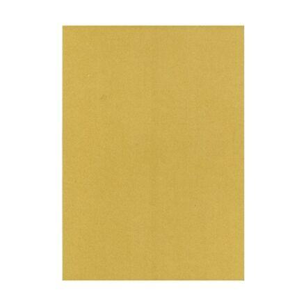 Dekorációs karton 2 oldalas 50x70 cm 200 gr arany 25 ív/csomag