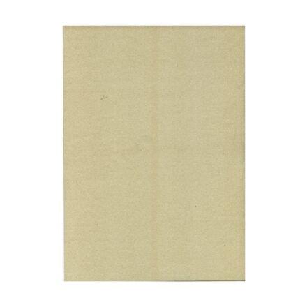 Dekorációs karton 2 oldalas 50x70 cm 200 gr ezüst 25 ív/csomag