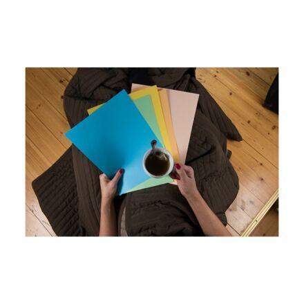 Fénymásolópapír színes KASKAD A/4 80 gr vegyes pasztell (25,55,65,75,85) 5X20 ív/csomag