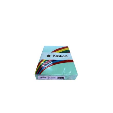 Fénymásolópapír színes KASKAD A/4 120 gr zöld 65 250 ív/csomag