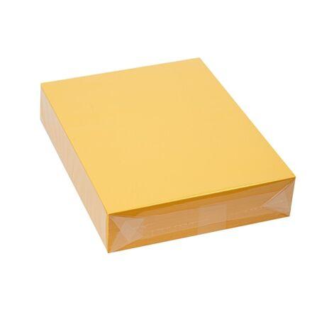 Fénymásolópapír színes KASKAD A/4 80 gr napsárga 58 500 ív/csomag