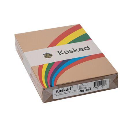 Fénymásolópapír színes KASKAD A/4 80 gr dió 19 500 ív/csomag