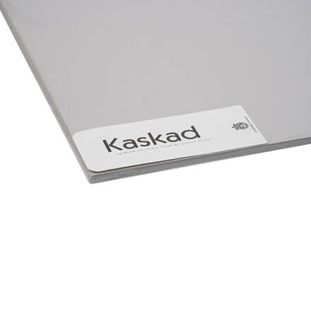 Dekorációs karton KASKAD 45x64 cm 2 oldalas 225 gr galambszürke 94 100 ív/csomag