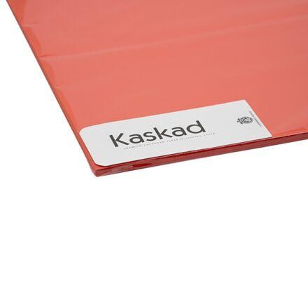 Dekorációs karton KASKAD 45x64 cm 2 oldalas 225 gr korallpiros 28 100 ív/csomag