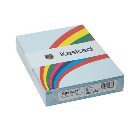 Fénymásolópapír színes KASKAD A/4 160 gr világos kék 72 250 ív/csomag