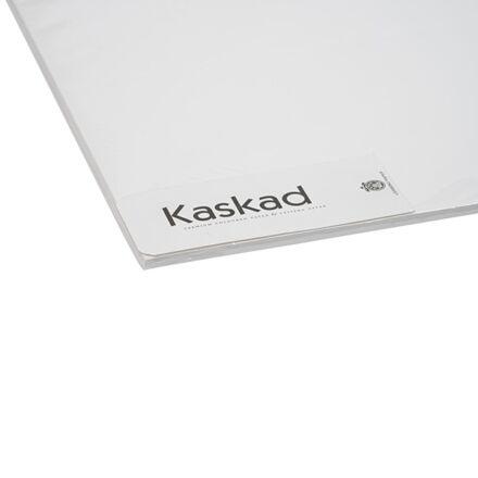 Dekorációs karton KASKAD 45x64 cm 2 oldalas 225 gr fehér 07 100 ív/csomag