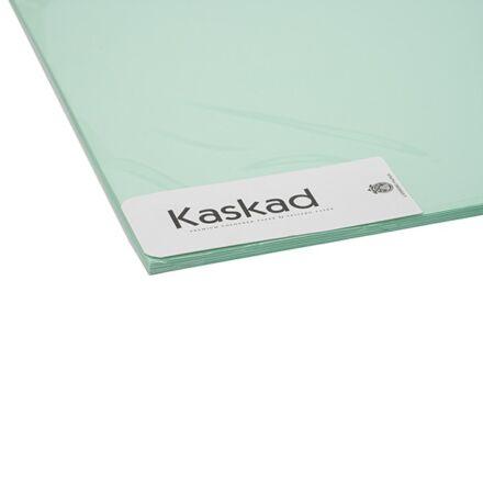 Dekorációs karton KASKAD 45x64 cm 2 oldalas 225 gr zöld 65 100 ív/csomag