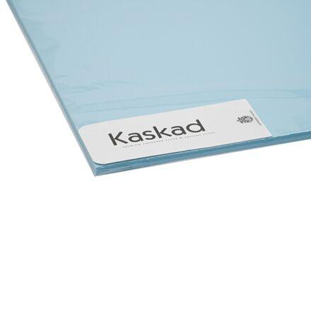 Dekorációs karton KASKAD 45x64 cm 2 oldalas 225 gr lundakék 75 100 ív/csomag