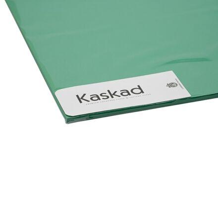 Dekorációs karton KASKAD 45x64 cm 2 oldalas 225 gr sötétzöld 63 100 ív/csomag