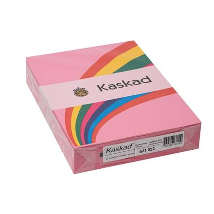 Fénymásolópapír színes KASKAD A/4 160 gr rózsa 22 250 ív/csomag