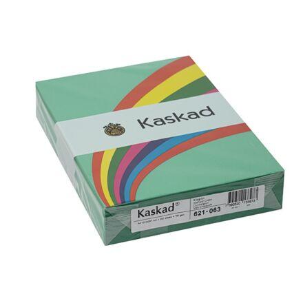 Fénymásolópapír színes KASKAD A/4 160 gr sötétzöld 63 250 ív/csomag