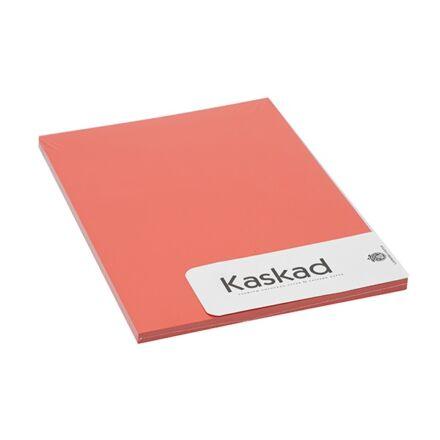 Fénymásolópapír színes KASKAD A/4 80 gr korallpiros 28 100 ív/csomag