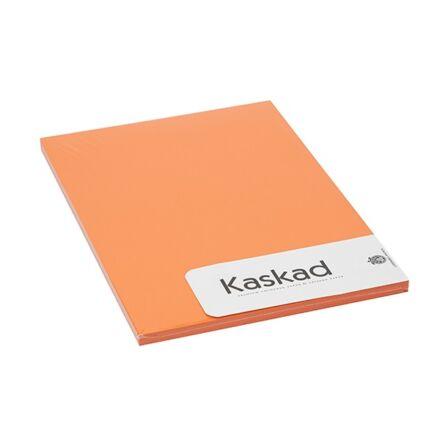 Fénymásolópapír színes KASKAD A/4 80 gr narancs 48 100 ív/csomag