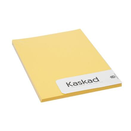 Fénymásolópapír színes KASKAD A/4 80 gr citromsárga 57 100 ív/csomag