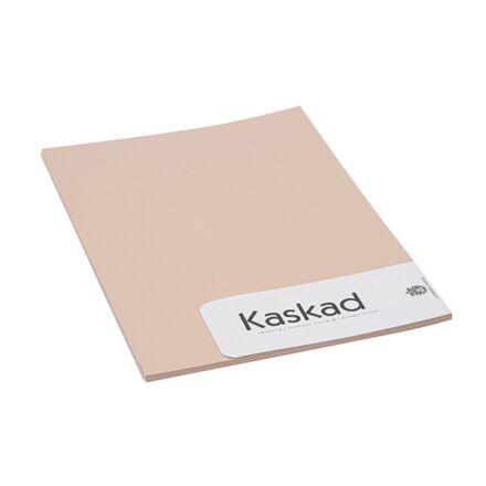 Névjegykártya karton KASKAD A/4 2 oldalas 225 gr mokka 16 20 ív/csomag