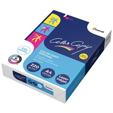 Fénymásolópapír COLOR Copy A/4 220 gr 250 ív/csomag