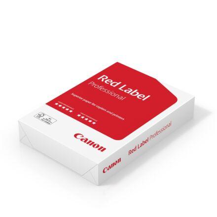 Fénymásolópapír CANON Red Label Professional A/4 80 gr 500 ív/csomag