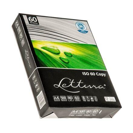 Fénymásolópapír LETTURA ISO 60-s A/3 újrahasznosított 80 gr 500 ív/csomag