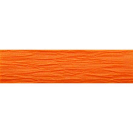 Krepp papír 50x200cm neon narancs