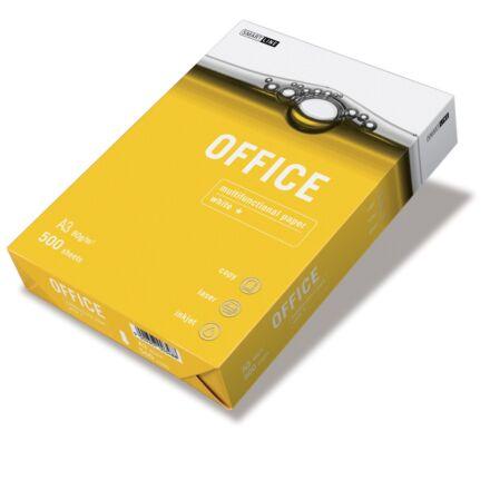 Fénymásolópapír SMARTLINE Office A/3 80 gr 500 ív/csomag
