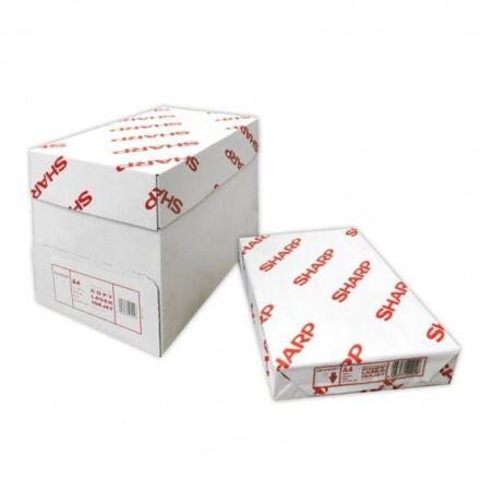 Fénymásolópapír SHARP A/4 80 gr 500 ív/csomag