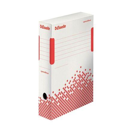 Archiváló doboz ESSELTE A/4 80mm fehér