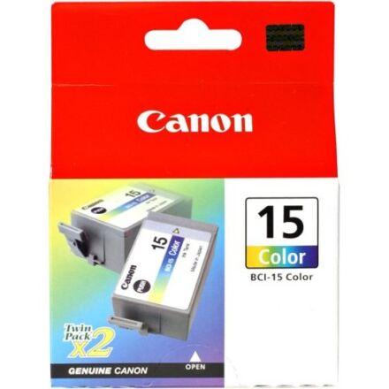 Festékpatron CANON BCI-15 színes