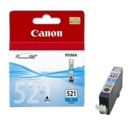 Festékpatron CANON CLI-521C kék