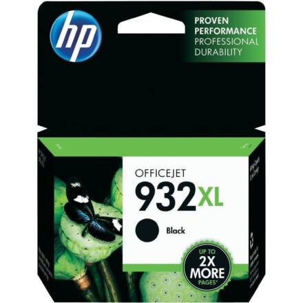 Festékpatron HP CN053AE (932XL) fekete