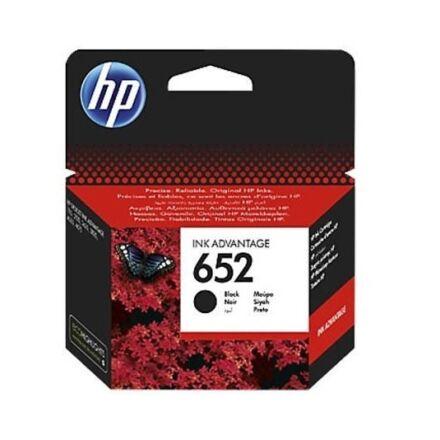 Festékpatron HP F6V25AEB (652) fekete