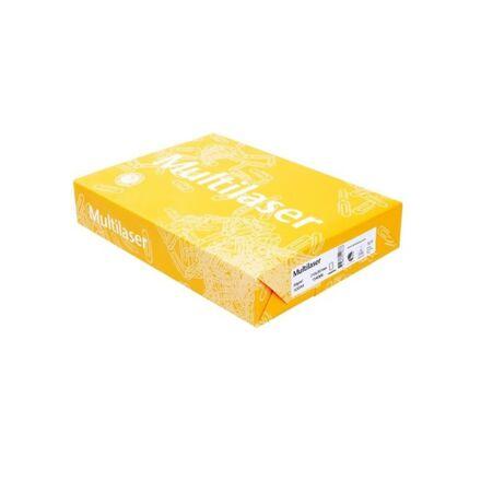 Fénymásolópapír MULTILASER A/4 80 gr 500 ív/csomag