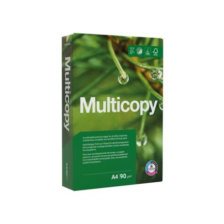 Fénymásolópapír MULTICOPY A/4 90 gr 500 ív/csomag