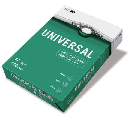 Fénymásolópapír SMARTLINE Universal A/4 80 gr 500 ív/csomag