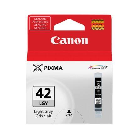 Festékpatron CANON CLI-42LGY világos szürke