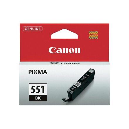 Festékpatron CANON CLI-551B fekete