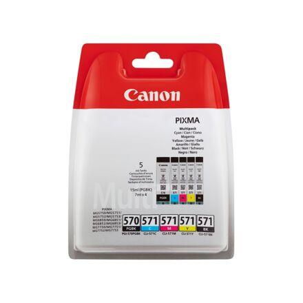 Festékpatron CANON PGI-570/CLI-571 PGBK