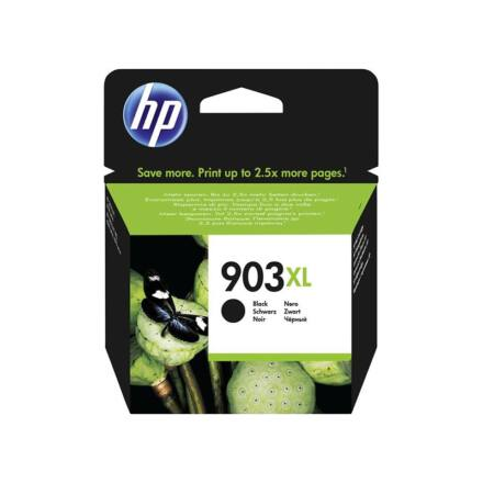 Festékpatron HP T6M15AEB (903XL) fekete