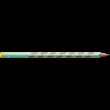 Grafitceruza STABILO Easygraph Pastel HB háromszögletű balkezes zöld