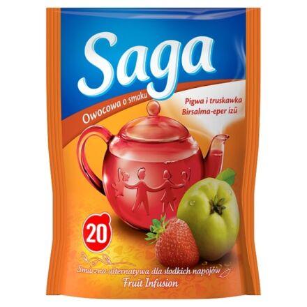 Gyümölcs tea SAGA Birs-Eper 20 filter