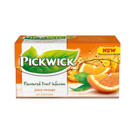Gyümölcstea PICKWICK narancs