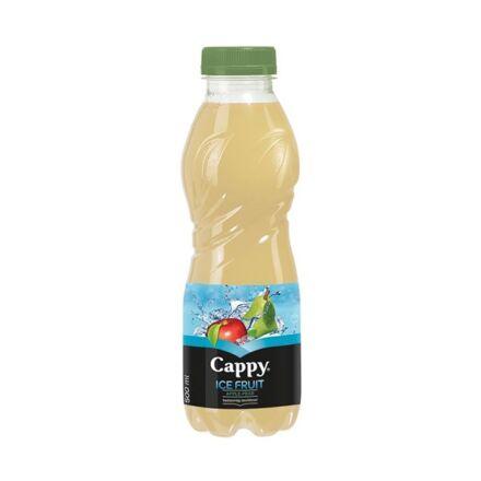 Üdítőital szénsavmentes CAPPY Ice Fruit Alma-Körte 12%-os 0,5L