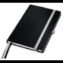 Kép 1/13 - Jegyzetfüzet LEITZ Style A/5 80 lapos sima szaténfekete