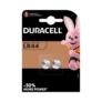 Kép 1/3 - Elem gomb DURACELL LR44 1,5V 2-es