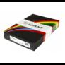 Kép 2/2 - Fénymásolópapír színes KASKAD A/4 160 gr fekete 99 250 ív/csomag