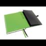 Kép 4/7 - Jegyzetfüzet LEITZ Complete A/5 80 lapos sima fekete