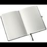 Kép 2/13 - Jegyzetfüzet LEITZ Style A/5 80 lapos sima szaténfekete