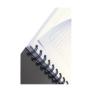 Kép 5/11 - Spirálfüzet LEITZ Office A/5 karton borítóval 90 lapos vonalas zöld